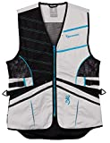 Browning Vest Ace Shooting Teal for Her,2XL
