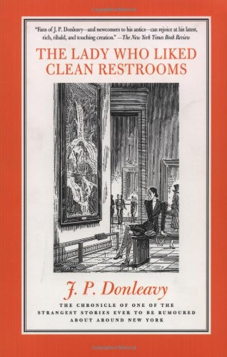 Lady Who Liked Clean Restrooms: The Chronicle Of One Of The Strangest Stories Ever To Be Rumoured About Around New York