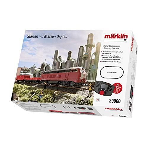 Märklin 29060 Establece iniciación Digital Tren de Carga era V, H0 ...