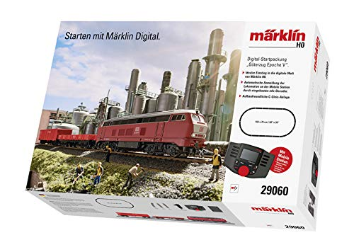 Märklin 29060 Güterzug Epoche V Start up – Digital-Startpackung