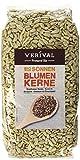 Verival Sonnenblumenkerne - Bio, 3er Pack (3 x 500 g Beutel) - Bio