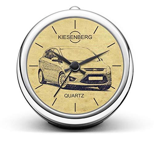 KIESENBERG Design Tischuhr Geschenke für Ford C-Max II Fan Uhr T-4754