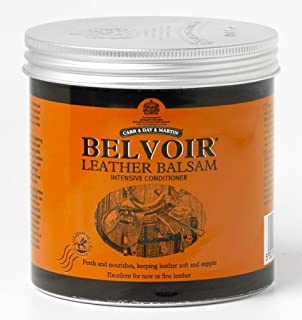 Carr And Day And Martin Belvoir Leather Balsam Intensive Conditioner - Orange,