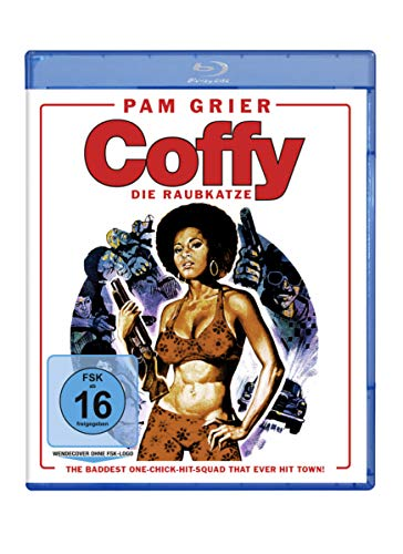 Coffy - Die Raubkatze [Blu-ray] [Alemania]