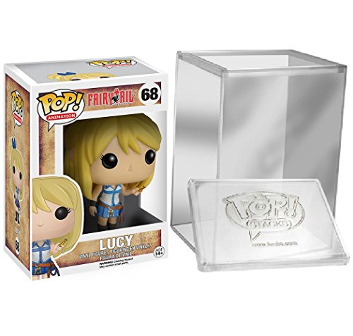 Funko Pop Animation: Fairy Tail- Lucy Collectable Figure + FUNKO PROTECTIVE CASE