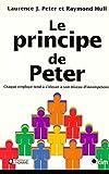 LE PRINCIPE DE PETER - L HOMME - 01/07/1992