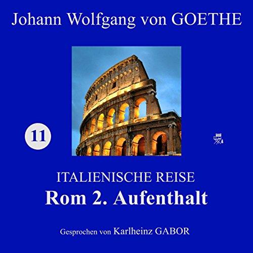 Rom - 2. Aufenthalt Titelbild