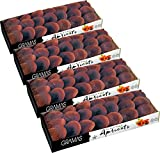 Gramas Natural Sun-Dried Turkish Apricots, Unsulfured, Vegan, Gluten-Free, Non-GMO, No Add...