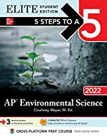 AP Environmental Science 2021: 2022 Elite Student Edition (5 Steps to a 5)