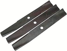 3 Pack Mower Blades for John Deere 46 47 48