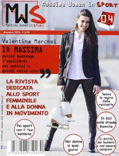 MWS. Massima women in sport (2013) (Vol. 4)