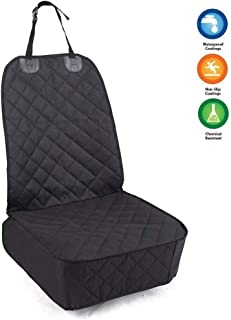 CPG Dog Car Seat Covers, Dog Seat Cover for Back Seat, Waterproof Pet Car Seat Cover, Non-Slip Bench Car Seat Cover for Ca...