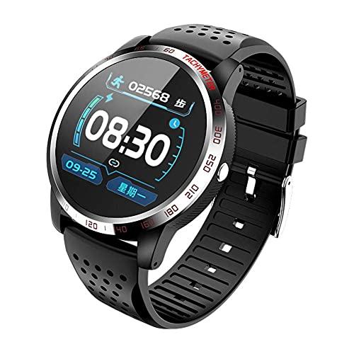LITINGT & reg;Pulsera de Fitness, Monitor de Actividad, Pantalla a Color de 1,3', Reloj Deportivo, Monitor de frecuencia cardíaca, presión Arterial, oxígeno, monitorización del sueño, podómetro, r