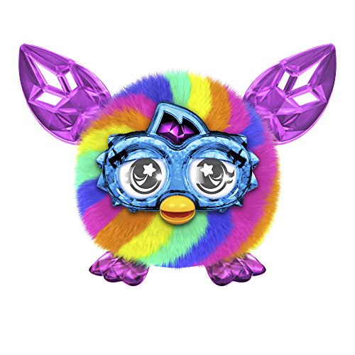 Furby furblings Creature Plüsch, Rainbow