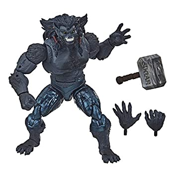 Hasbro Marvel Legends Series 6-inch Collectible Marvel's Dark Beast Action Figure Toy X-Men  Age of Apocalypse Collection