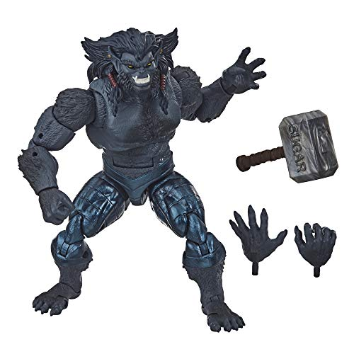 Hasbro Marvel Legends Series - Dark Beast (Action Figure da 15 cm, da Collezione Build-A-Figure)