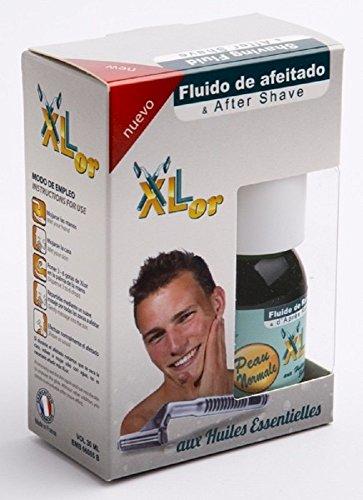 XLor Fluido de afeitado & After Shave 2 en 1