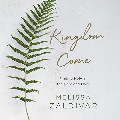 Kingdom Come audiobook cover art