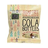3 x Free From Fellows Sugar Free Cola Bottles Sweets 100g