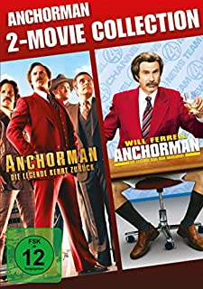 Anchorman Box [2 DVDs]