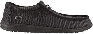 Hey Dude Mens 110351500 Wally Sox Perforated