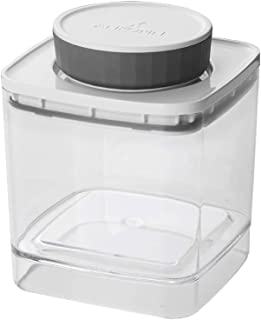 Everlock Pop&Lock Airtight Food Storage Containers with Lids for Organizing Pantry – Canisters Sets for the Kitchen Counte...