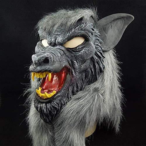 Máscara Mascarada Máscara de Baile Máscara de Halloween Horror Diablo Maquillaje Accesorios...
