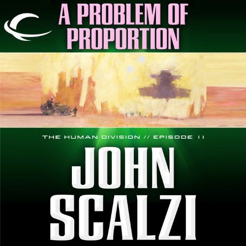 A Problem of Proportion cover art