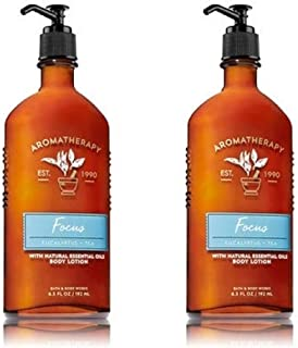 Best bath and body works focus lotion Reviews