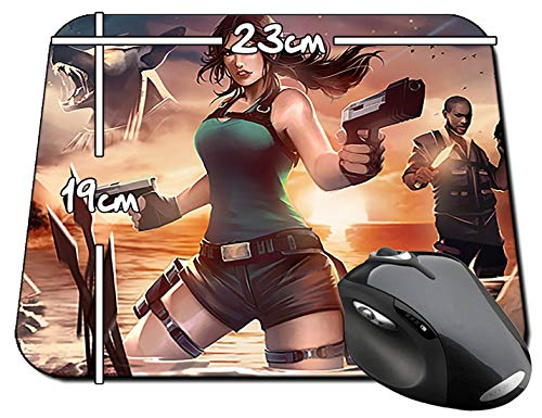 Lara Croft And The Temple Of Osiris B Mauspad Mousepad PC