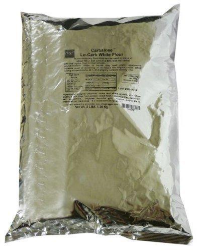 Carbalose Flour, 3 lb. Bag
