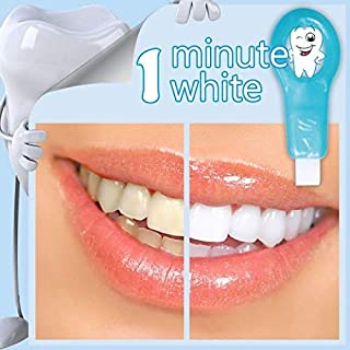 Pro Nano Teeth Whitening Kit Quick Teeth Cleaning Whitener Brush Tooth Stains Care, Remove Smoke, Coffee Stain (1 stick+10 sponge refills)