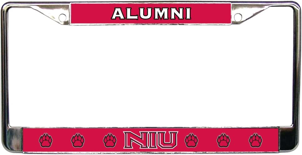 Wholesale Beauty products VictoryStore License Plate Frame - University Illinois Northern