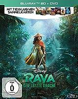 Raya und der letzte Drache (BD+DVD Deluxe Set) [Blu-ray]