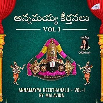Annamayya Sankeerthanalu, Vol. I