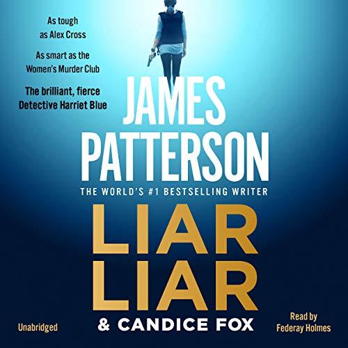 Liar Liar audiobook cover art