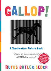 Unique picture book with pictures that move as the pages are turned Encourages early reading, fascination, exploration Story time becomes more magical Features fun rhymes to accompany each moving picture Created by Rufus Butler Seder - Inventor, arti...
