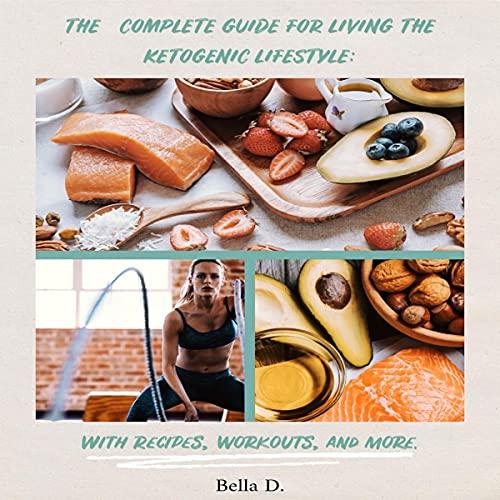 Ketogenic Diet for Beginners 2021 Titelbild