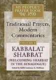 My People's Prayer Book Vol 8: Kabbalat Shabbat(Welcoming Shabbat in the Synagogue): 08