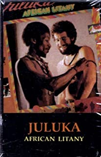 African Litany by Juluka (1995-04-16)