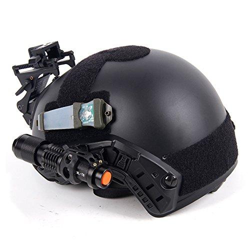 DOREKIN Unisex-Adult Helmet, Black, one Size
