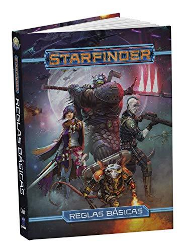 Devir- Starfinder: Reglas Básicas (SFBASP)