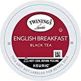 FRESH FLAVOR: 1 box of 56 English Breakfast tea K-Cups. Fine black tea expertly selected from Kenya, Indonesia, Assam, Malawi and China. Using a Keurig Brewer, press the 6-ounce or 8 ounce brew button for optimal flavor. ONLY THE FINEST QUALITY: Our ...