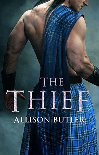 The Thief (Borderland Brides Book 2) (English Edition)
