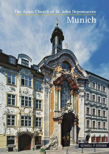 Price comparison product image M / nchen (Munich): The Asam Church of St. John Nepomucene (Kleine Kunstfuhrer / Kirchen U. Kloster)