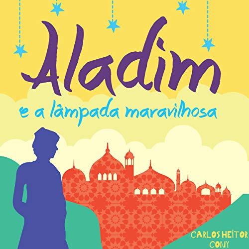 Aladim e a Lâmpada Maravilhosa cover art