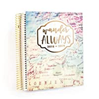 Creative Year Wander Always Medium Planner By Recollections [並行輸入品]