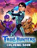 Trollhunters Coloring Book: Build Early Learning Confident And Foundational Skills Through A Bunch Of Funny And Flawless Illustrations Of ... Bular, Blinky, AAARRRGGHH!!!, And More!