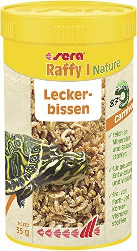 SERA Nourriture pour Reptiles Raffy I 250 ML