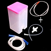 WideWings Enema Kit | 1.5 Litre | Improved Model with Enema Colon Tip for Home Use